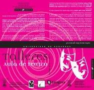 TRIPTICO 11-12 (1).fh11 - Universidad de Zaragoza