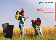 Download vores solcelle brochure - PSN VVS