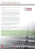 Se vort produktkatalog - Celsa Steel Service - Page 4