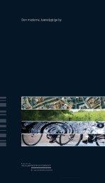 Den moderne, bæredygtige by - Natur og Miljø