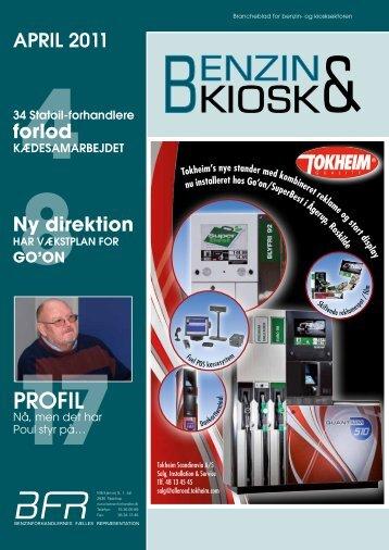 17profil - Benzinforhandlernes Fælles Repræsentation