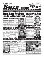 Drug Store Robbery Leads to Meth Arrest - Monroe County ...