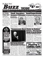 TUESDAY - Monroe County Tennessee News, Monroe County ...