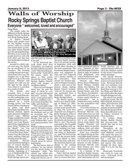 Monroe county churches