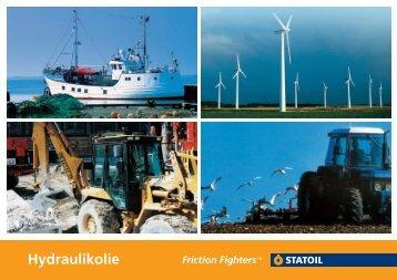 Hydraulikolie - Statoil