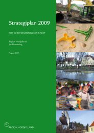 Strategiplan 2009 - Urban Design Studio - Aalborg Universitet