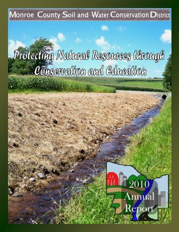 2010 - Monroe County Soil and Water Conservation District