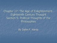 Chapter 11: The Age of Reformation Section 9: Literary Imagination ...