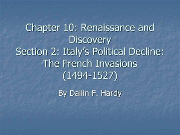 The French Invasions
