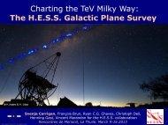 The HESS Galactic Plane Survey - Rencontres de Moriond
