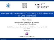 A template for atmospheric O2 circularly polarized emission for CMB ...