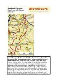 MotoRoute Eichsfeld - Mormon Bikers