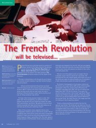 The french revolution will be televised - Kodak