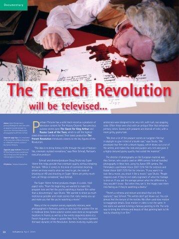 The french revolution will be televised - Kodak