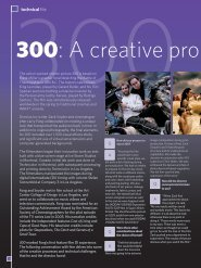 300 : A Creative Pro Cess Defined In Post - Kodak