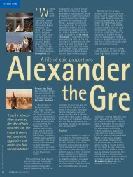 20_11Alexander the Great.indd - Kodak