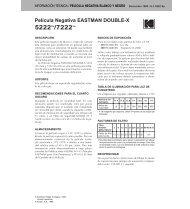 DOUBLE-X ESPA—A - Kodak