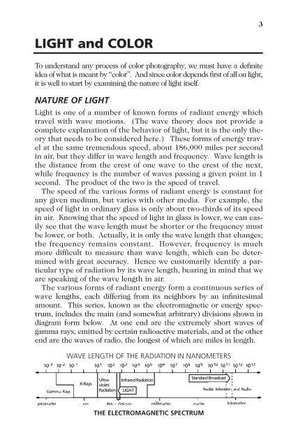 LIGHT and COLOR - Kodak
