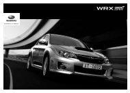 2012 STI-WRX -- English - MotorShow