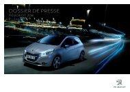 DOSSIER DE PRESSE - MotorShow