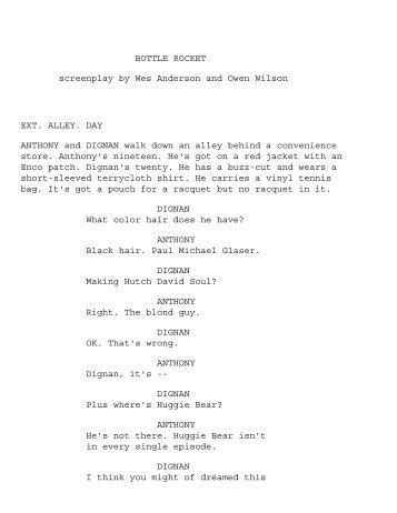 View Script - Movies-Scripts.net