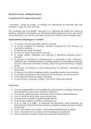 En stilling som fagkonsulent for faget matematik - Inerisaavik