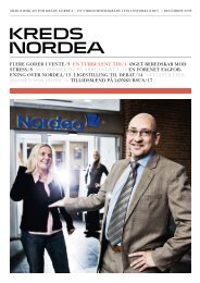 Nr. 4, december - Union in Nordea