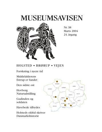 Museumsavisen nr. 38 april 2004