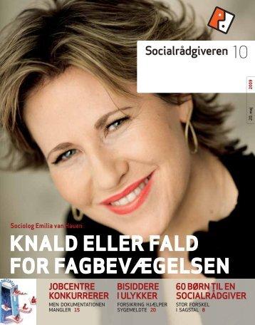 Socialrådgiveren nr. 10-2009 - Dansk Socialrådgiverforening