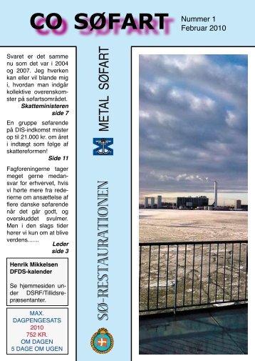 Fagblad 1-2010 - CO-SEA