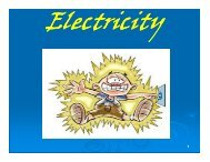 Electricity - MOWA