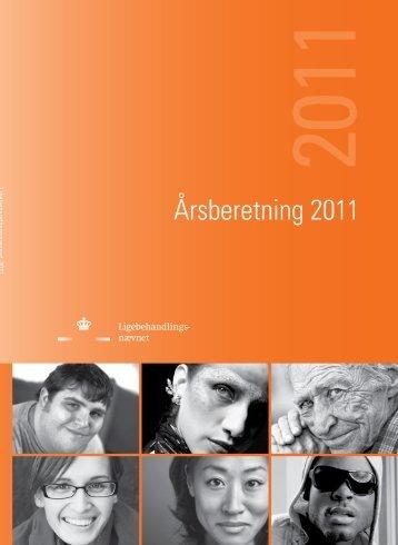 Årsberetning 2011 - Ligebehandlingsnævnet