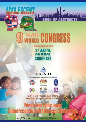 31st IAAH-9th-book-of-abstracts (English - pdf - 787 Kb) - Malaysian ...