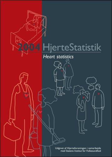 Hjertestatistik 2004 / Heart Statistics 2004 - Statens Institut for ...