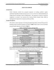 EXECUTIVE SUMMARY Introduction M/s  Shri Bajrang Metallics
