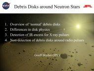 Debris Disks around Neutron Stars