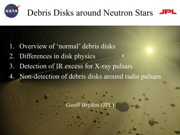 Debris Disks around Neutron Stars