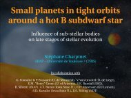 Small planets in tight orbits around a hot B subdwarf star