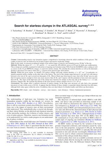 PDF (9.932 MB) - Astronomy & Astrophysics