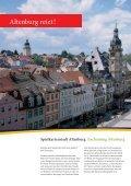 Imagebroschur Altenburger Land - Altenburg Tourismus - Seite 4
