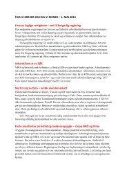 Forslag til paroler og politisk grunnlag 1. mai 2013 - LO i Oslo