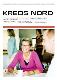 Nr. 3 oktober 2007 - Union in Nordea