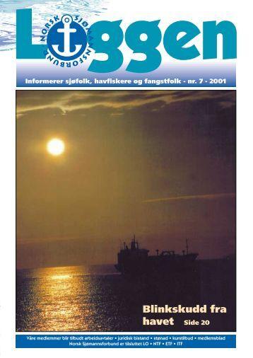 Blinkskudd fra havet Side 20 - TVU-INFO