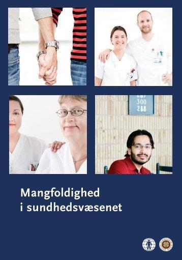 """Pjecen """"Mangfoldighed i sundhedsvæsenet - Dansk Sygeplejeråd"""