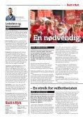 En streik for velferdsstaten - Rød Ungdom - Page 2