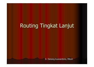 13 - ROUTING TINGKAT LANJUT.pdf