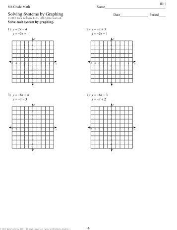 8th grade math (H)