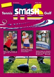 Golf Tennis - Ms-smash.de