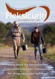 Hidsig debat om fleksjobreform Sygemeldte følges tæt i ... - Fleksicurity