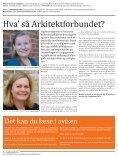 Hent fil (13904 Kb) - Arkitektforbundet - Page 2